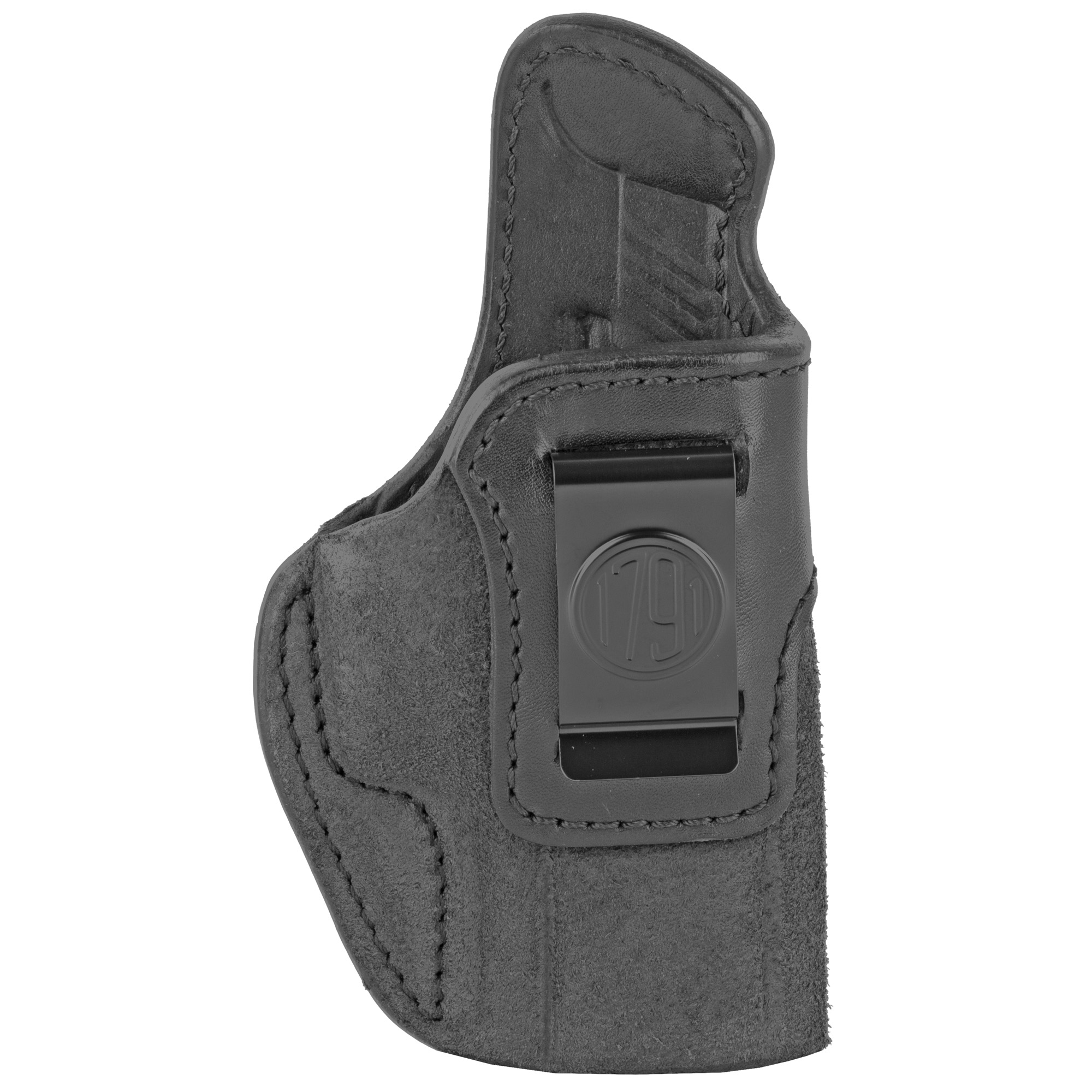 1791 XDS RCH Right Hand Leather Inside Waistband Holster - Black-img-1