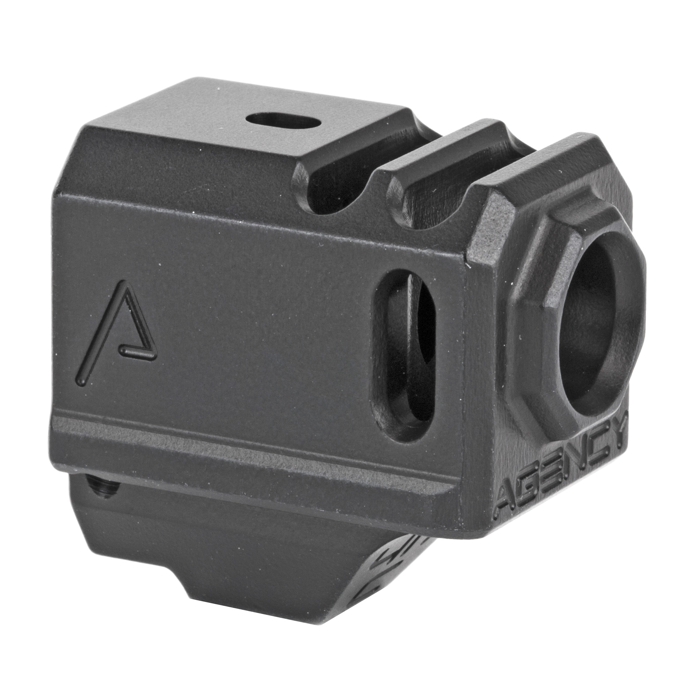Agency Arms Glock 43 Compensator - Black-img-1