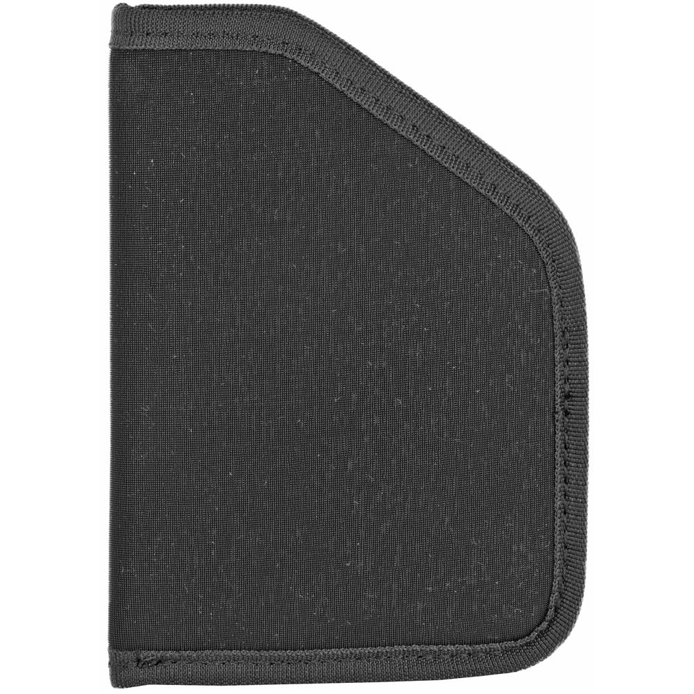 BLACKHAWK Small Auto TecGrip Ambidextrous Pocket Holster - Black-img-1