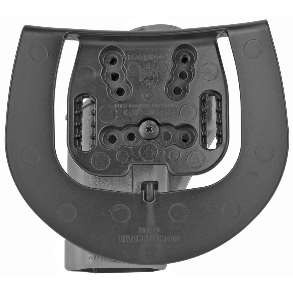 BLACKHAWK Glock 20/21 SERPA Sportster Right Hand Carbon Fiber Paddle Holste-img-1