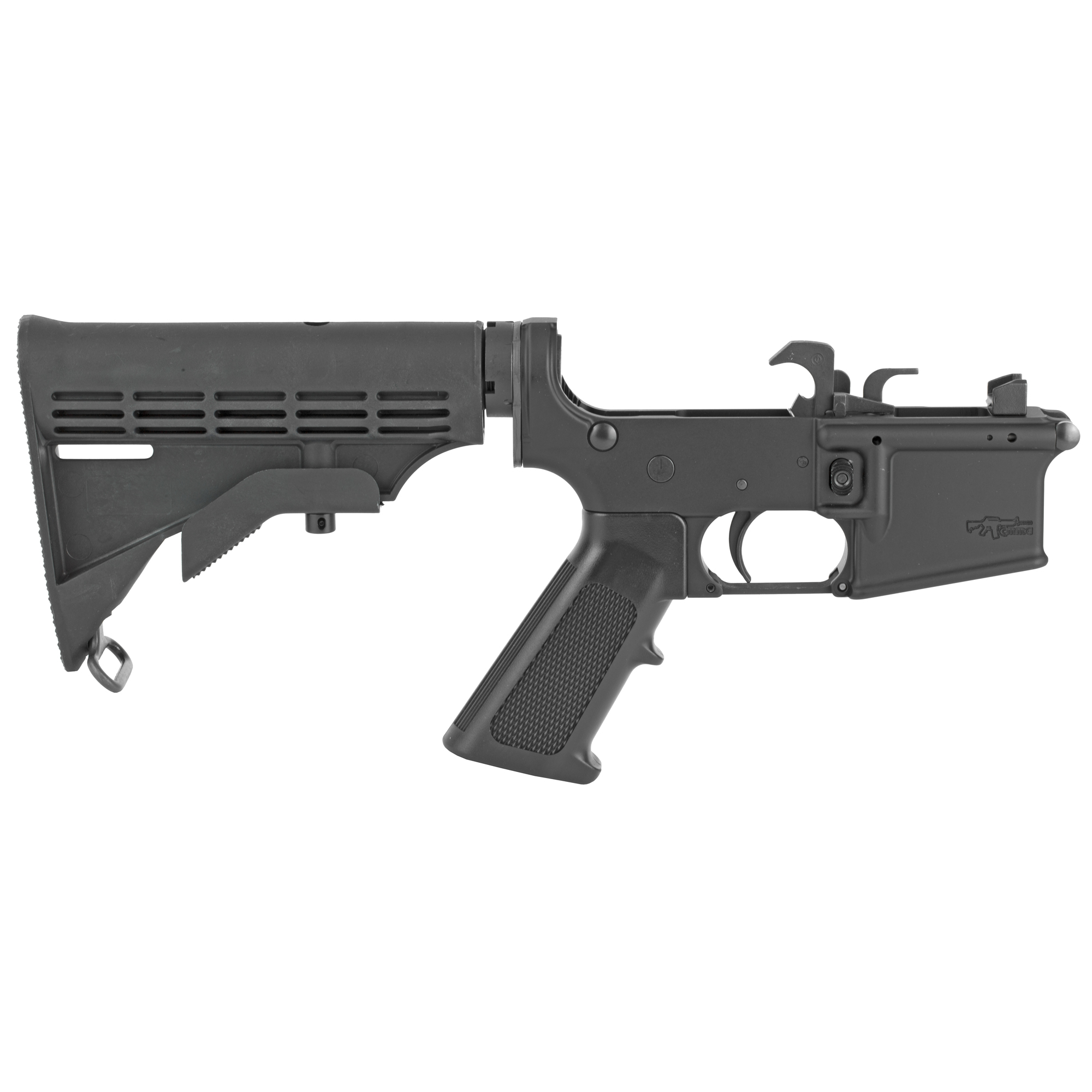 CMMG Resolute 100 Complete Lower Receiver 9MM - Black-img-1