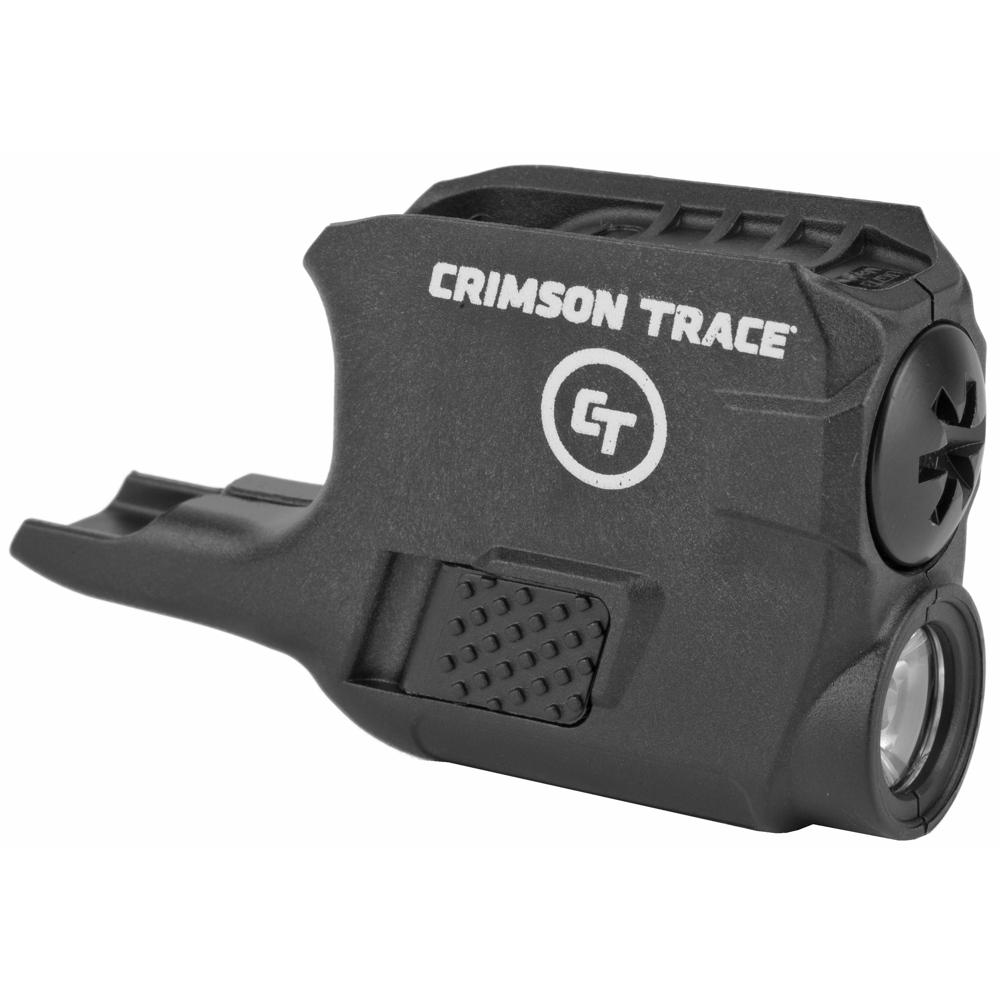 Crimson Trace Glock 22/43 Lightguard Tac Light - Black-img-1