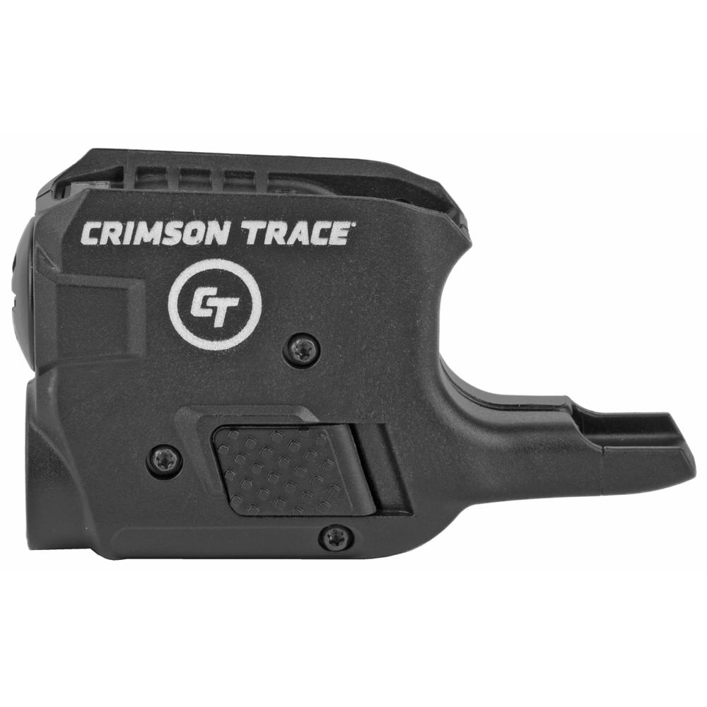 Crimson Trace Glock 22/43 Lightguard Tac Light - Black-img-2