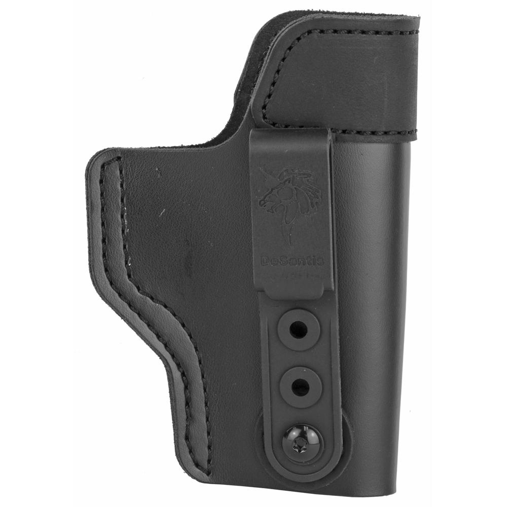 DeSantis Glock 19 179 Sof-Tuck 2.0 Right Hand Leather Inside Waistband Hols-img-1