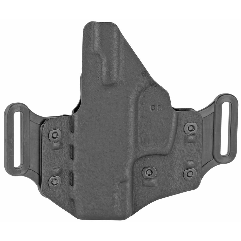 DeSantis Taurus G3C 195 Veiled Partner Right Hand Kydex Belt Holster - Blac-img-1