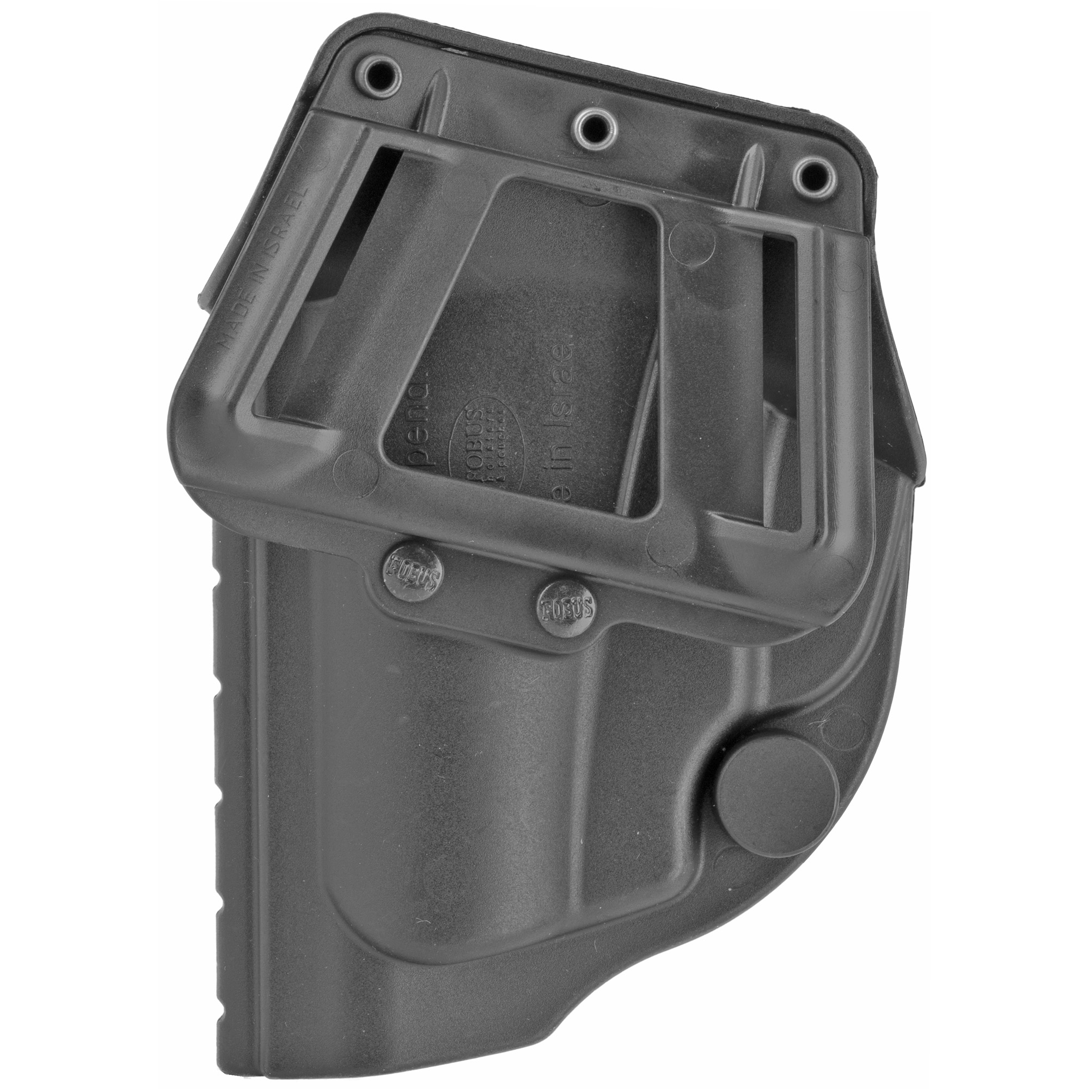 Fobus Ruger SP101 Belt E2 Polymer Belt Holster - Black-img-1