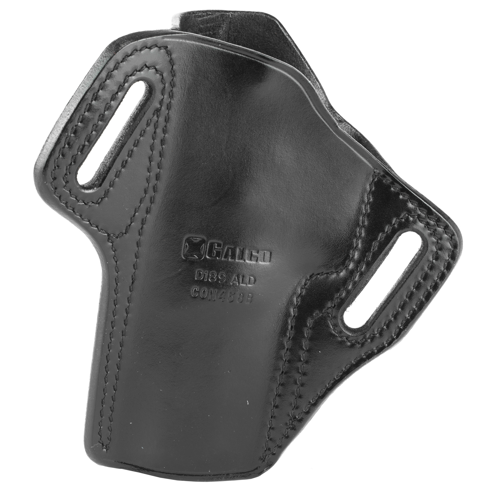 """Galco FN FIVESEVEN Concealable 4.25"""" Leather Holster - Black-img-1"""