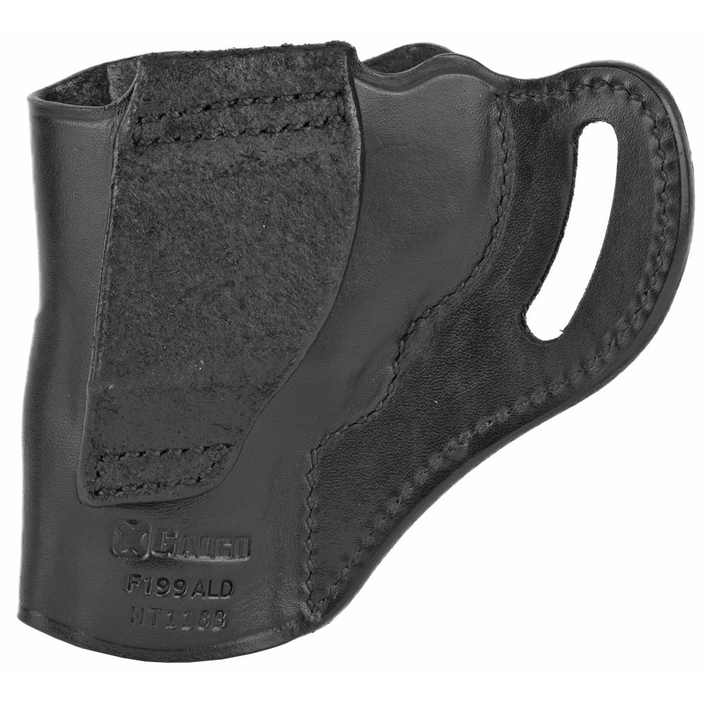 Galco Ruger SP101 HORNET Strongside/Crossdraw Right Hand Premium Steerhide -img-1