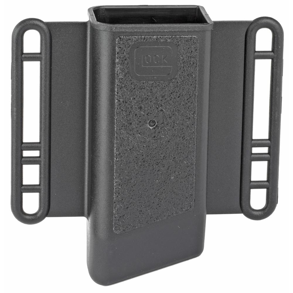 Glock Glock 20/21 Single Mag Ambidextrous Polymer Pouch - Black-img-1