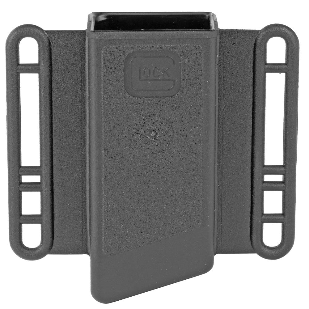 Glock Glock 9/40/357/45GAP Not 42/43 Single Mag Ambidextrous Polymer Pouch -img-1