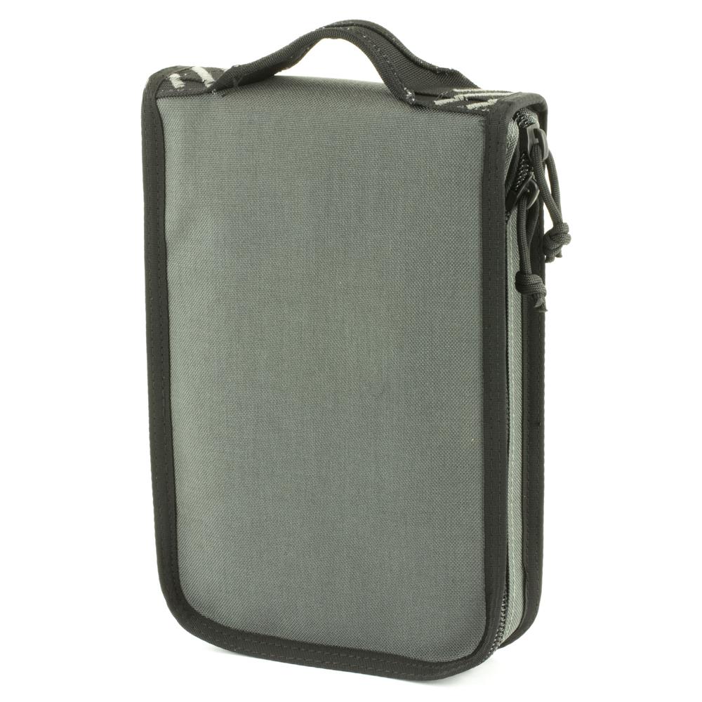 G-Outdoors Nylon Pistol Case - Gray-img-1