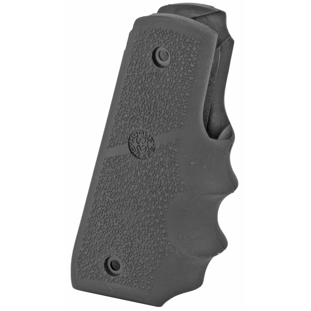 Ruger 22/45 MKIV Black Rubber Grip w/ Finger Grooves-img-1
