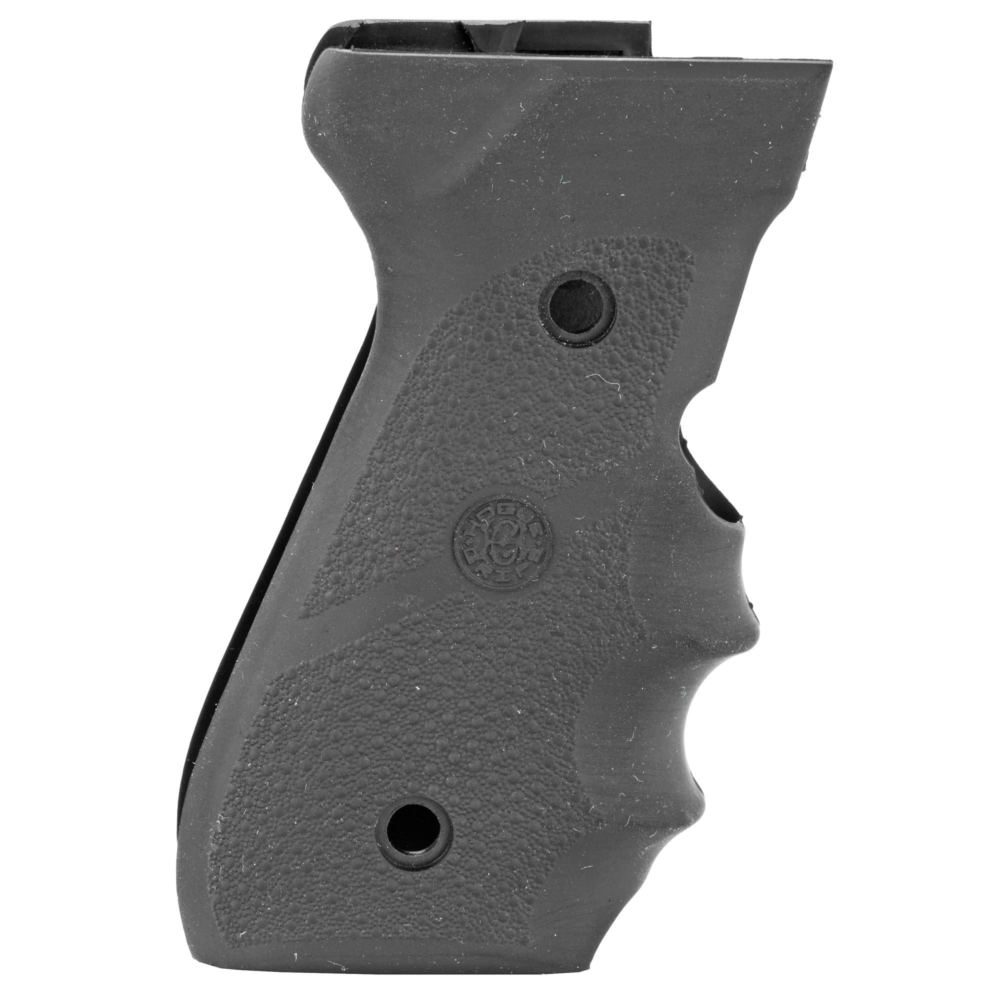 Beretta 92/96 Series Rubber Grip w/ Finger Grooves - Black-img-1