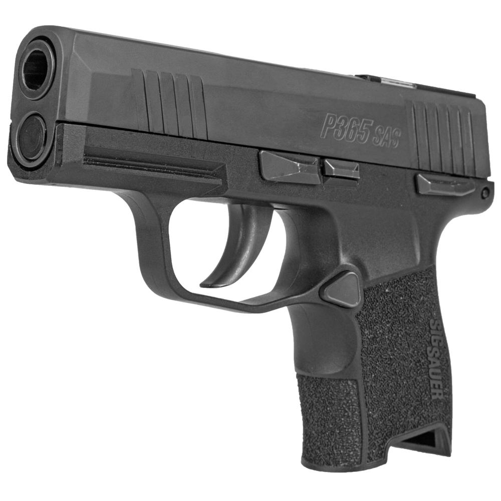 "Sig Sauer P365 Striker Fired 3.1"" 9mm 10rd Night Sights - Black-img-2"