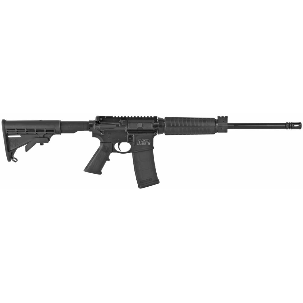 "Smith & Wesson M&P 15 Sport II AR 16"" 5.56 NATO 30rd - Black-img-1"
