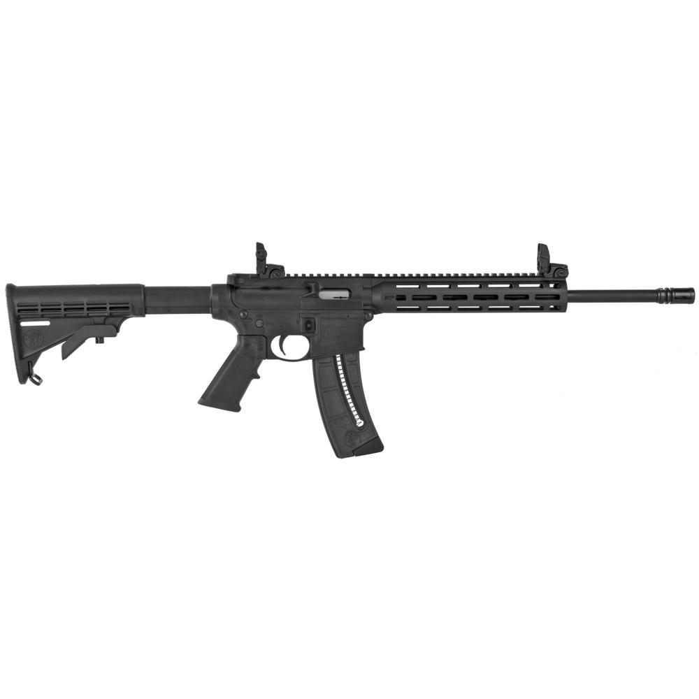 "Smith & Wesson M&P15-22 AR 16.5"" 22 LR 25rd - Black-img-1"