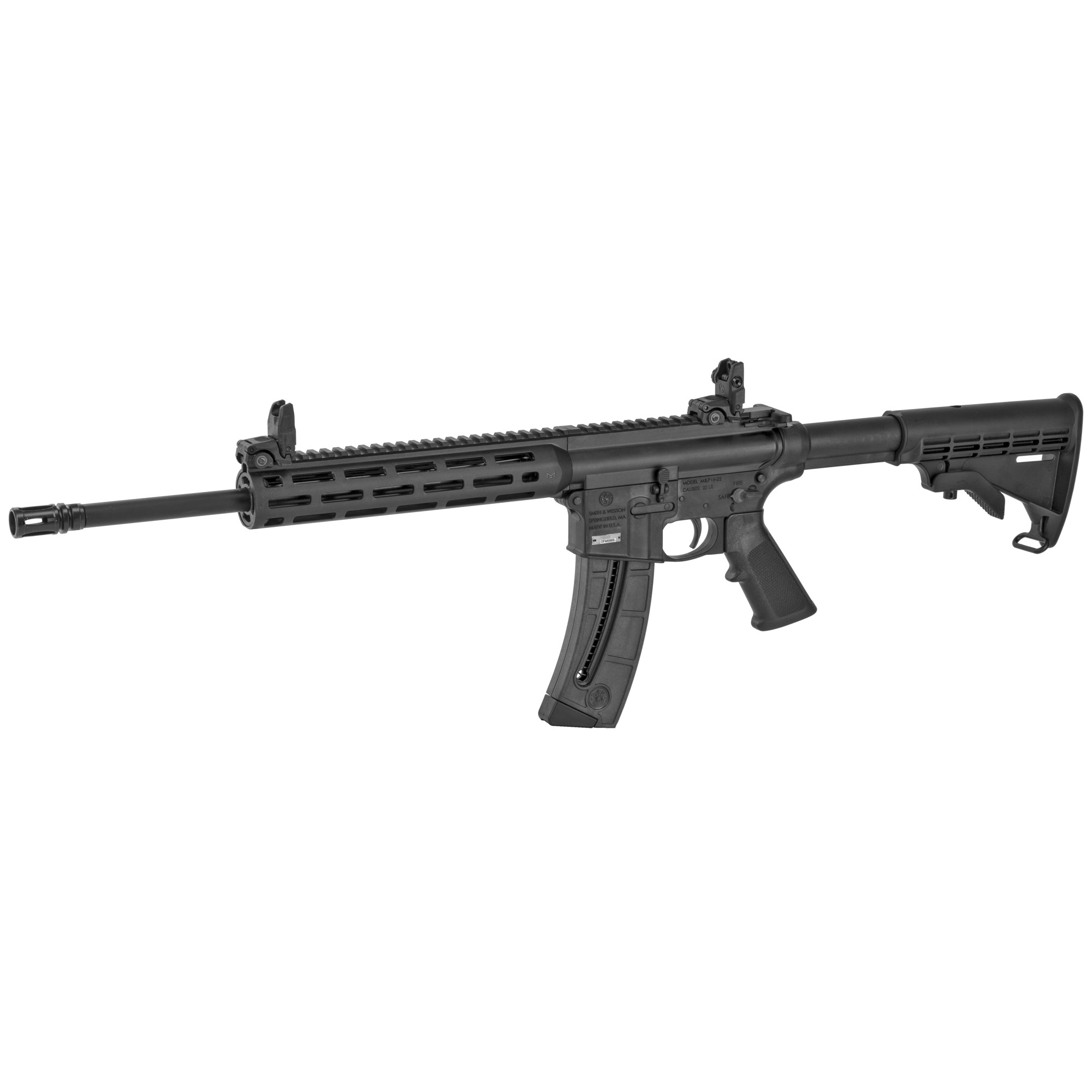 "Smith & Wesson M&P15-22 AR 16.5"" 22 LR 25rd - Black-img-2"