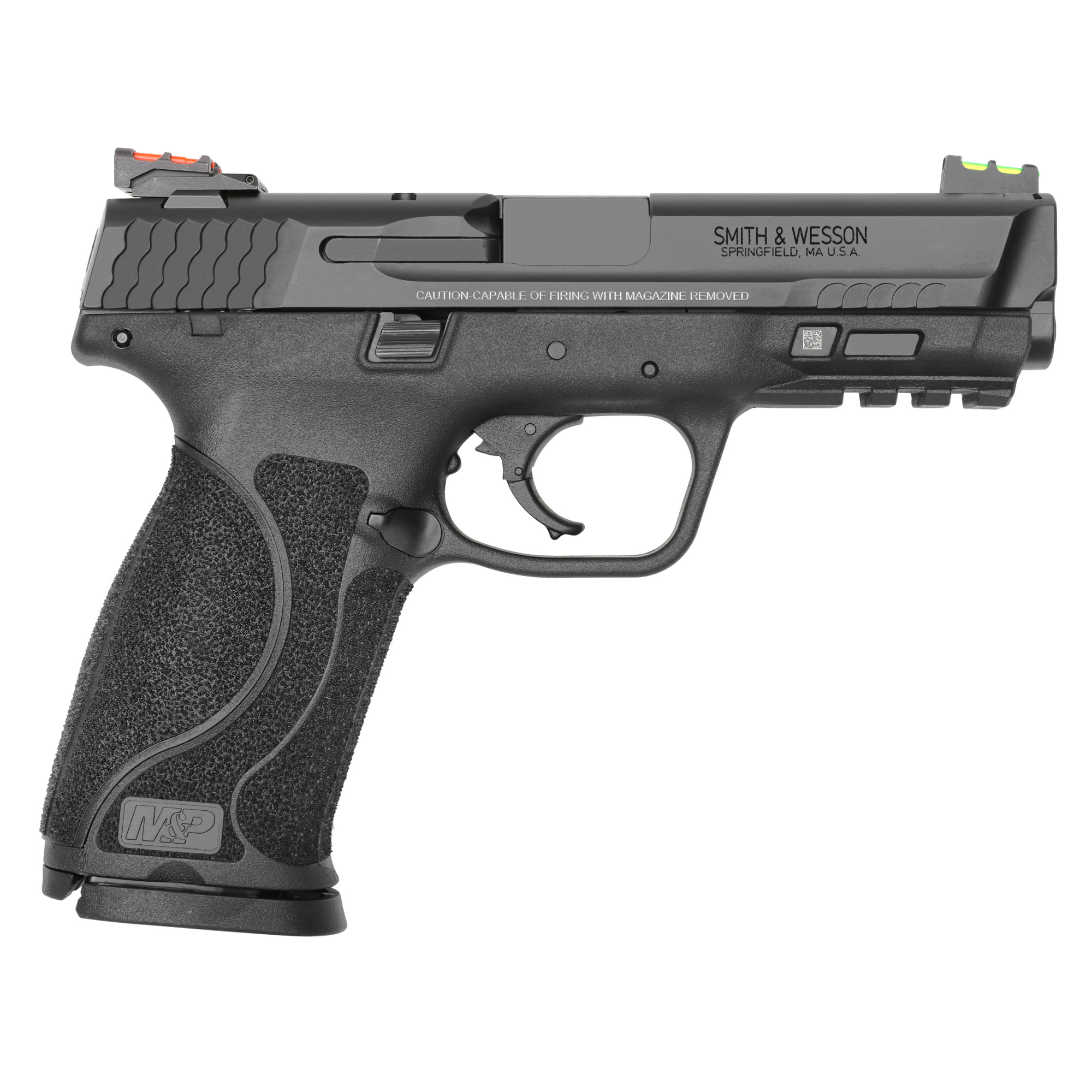 """Smith & Wesson M&P 2.0 Performance Center Pro Series Striker Fired 4.25"""" 9m-img-1"""