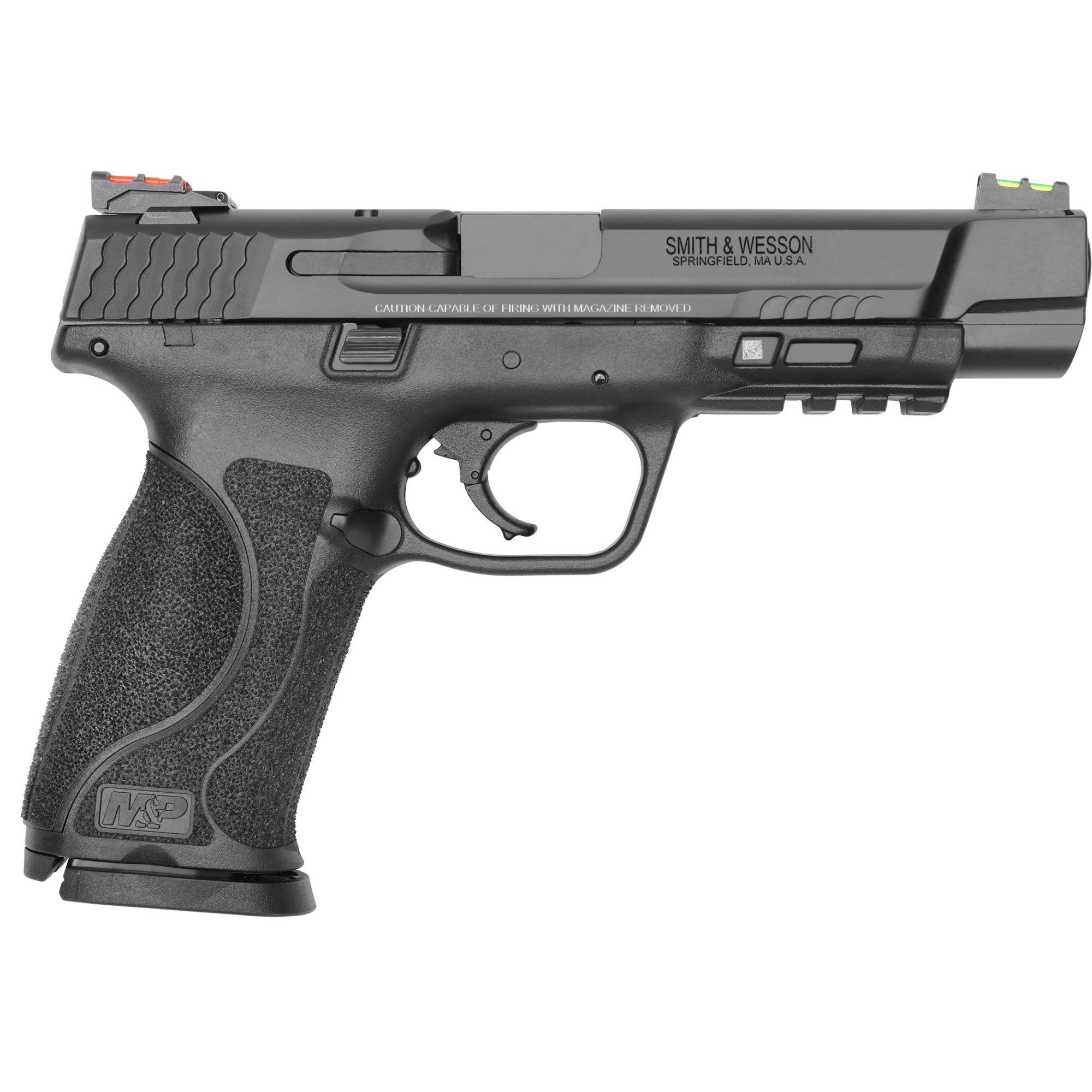 """Smith & Wesson M&P 2.0 Performance Center Pro Series Striker Fired 5"""" 40 S&-img-1"""