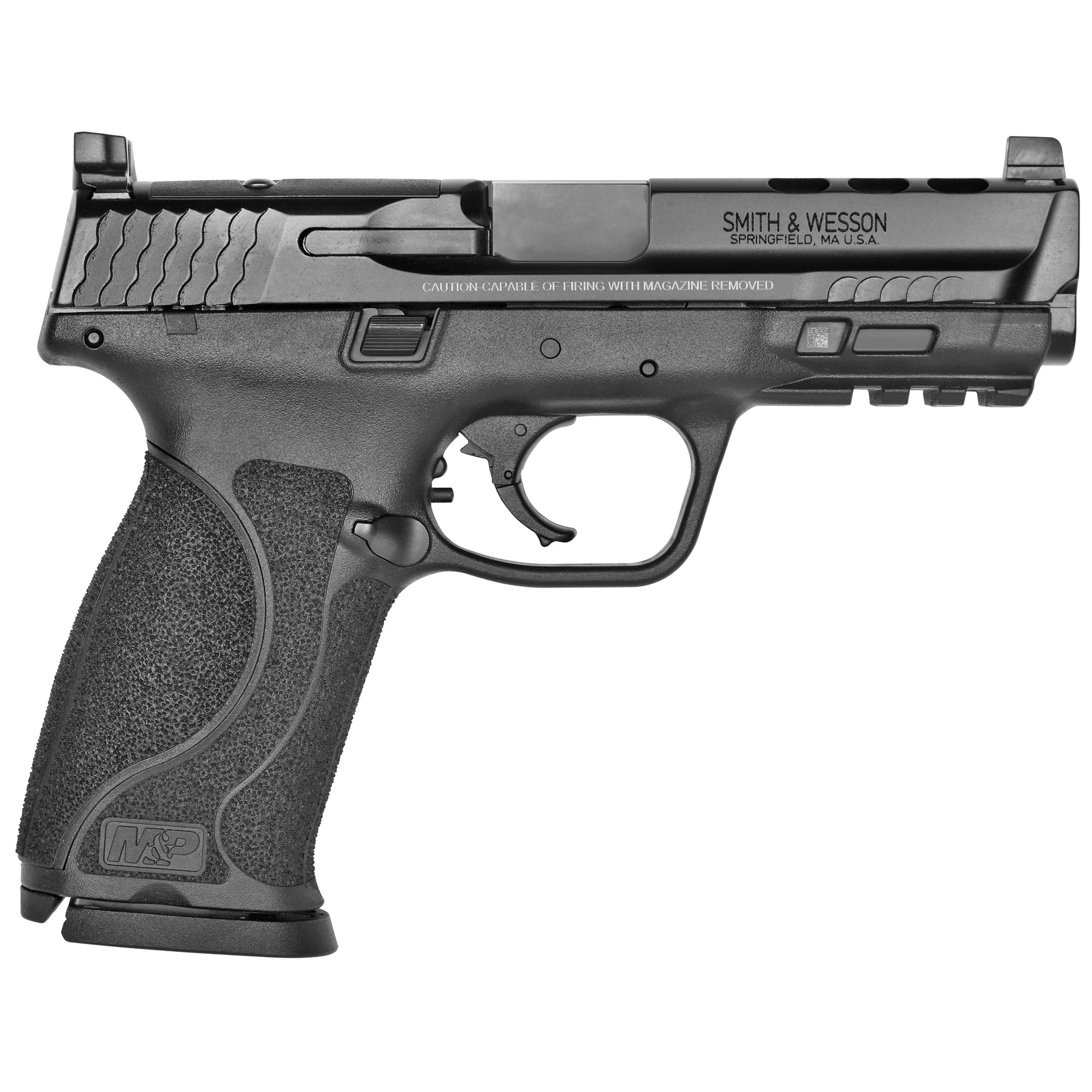 """Smith & Wesson M&P 2.0 Performance Center Striker Fired 4.25"""" 9mm 17rd Supp-img-1"""