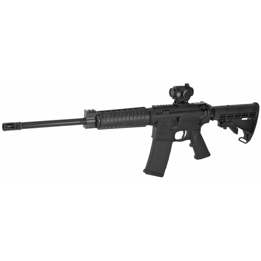 "Smith & Wesson M&P 15 Sport II AR 16"" 5.56 NATO 30rd Mini Red-Dot Optic - B-img-2"
