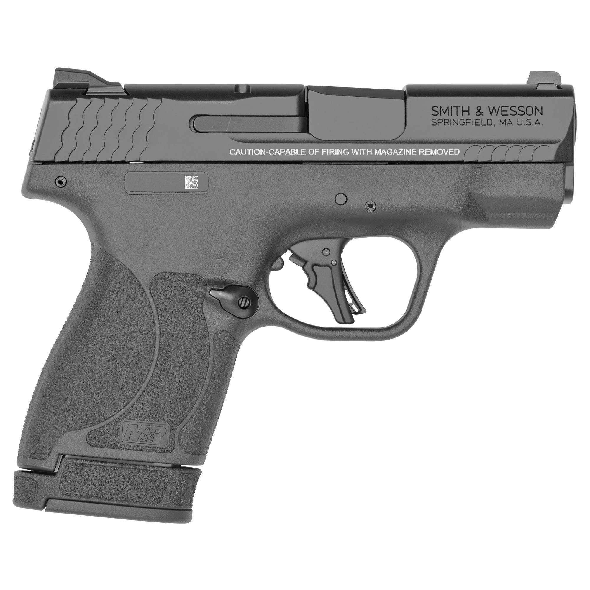 """Smith & Wesson Shield Plus M&P9 Striker Fired 3.1"""" 9mm 13rd White Dot Sight-img-1"""