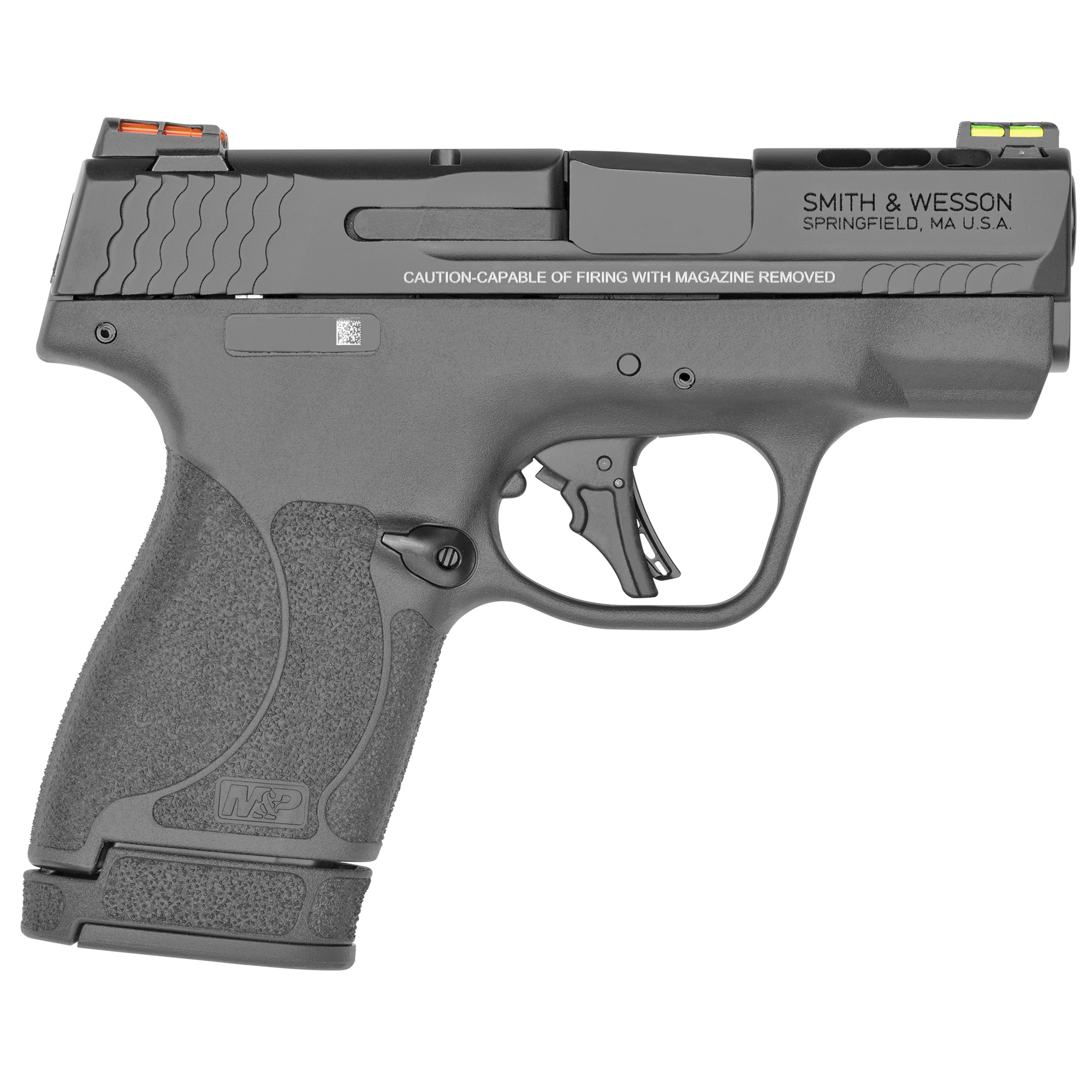 """Smith & Wesson Shield Plus Performance Center Striker Fired 3.1"""" 9mm 13rd F-img-1"""